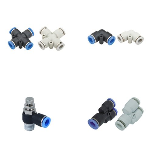 PU Push in Fittings